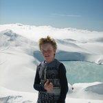 Mt Ruapehu summit
