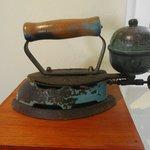 a steam iron