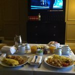 awesome room service