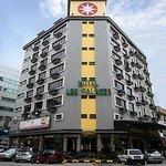 Hotel's facade