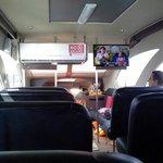 Ride from Lembogan to Sanur