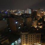 A bela Belo Horizonte a noite