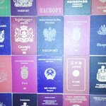 a room of passport