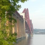 Forth Rail Bridge East Side