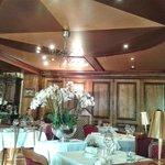 Salle principale du restaurant