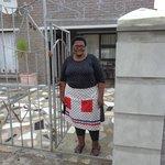Local woman bids us farewell