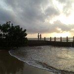 beach & Sun set