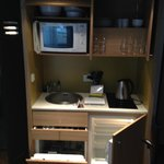 Well equiped kitchenette