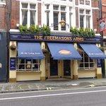The Freemasons Arms pub