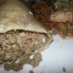 Ristorante La Selva: burrito!!!!