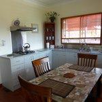 Kitchen 'Green Cottage'