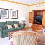 Living/dining room, free WIFI