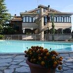 Hotel Villa Ambra Foto
