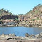 rocks between gorges