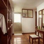 Private Pool - Bathroom