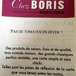 Chez Boris Aiguillerie // Montpellier