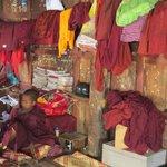 il piacevole disordine che assomiglia ai monasteri tibetni
