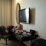 dressing table n 1st tv