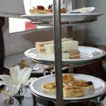 English Tea at the Sea Lounge