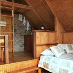 4 Sleeper River Cabin