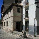 Banuelo - entrata da via Carrera del Darro, Granada