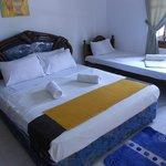 Deluxe Triple bedroom