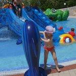 Детская водная зона