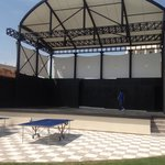 New stage before completion