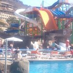 Taurito water park