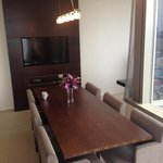 Dining Area of Penthouse Suite