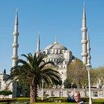 Blaue Moschee/ Sultan Ahmed Moschee