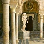 La Casa de Pilatos - Cortile, Siviglia