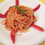 Spaghetti all pomodoro fresco e basilico