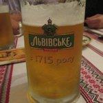 """La bière """"1715"""" excellente"""