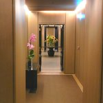 Hallway from our Guest Room to Lobby