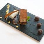 Desserts at Cedar Manor
