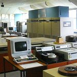 1980s I.C.L. 2966 Mainframe