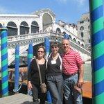Riallto Bridge with Luisella