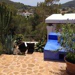 Discrete room terraces