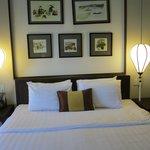 room good but not fantastic..