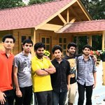 Wood house .....awesome��
