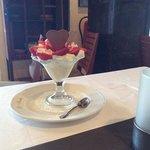 my dessert wow!!