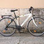 4 bike touring aluminium 7V man