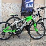 """3 bike bimbo 24"""" 1 bike bimbo 20"""""""