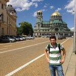 The most beautiful church Bulgaria