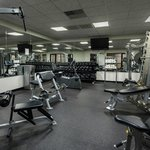 Fitness Center and Cardio Room adjacent to hotel