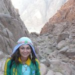 """The steeper, more direct route to and back from Mt  Sinai, is 3,750 """"steps of penitence"""""""