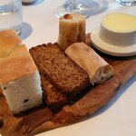 Pre-dinner breads