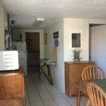 kitchen / main room