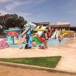 Aqua Park Kheops / Juin 2014